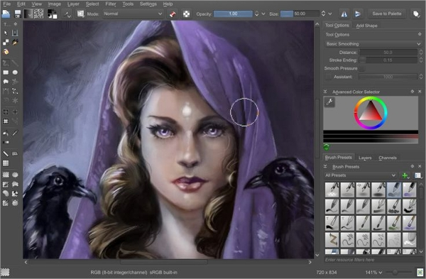 6 Best Digital Drawing Software Free Download For Windows Mac Android Downloadcloud