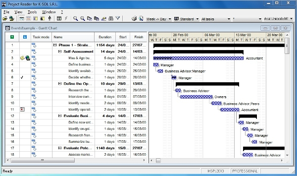 microsoft project viewer 1