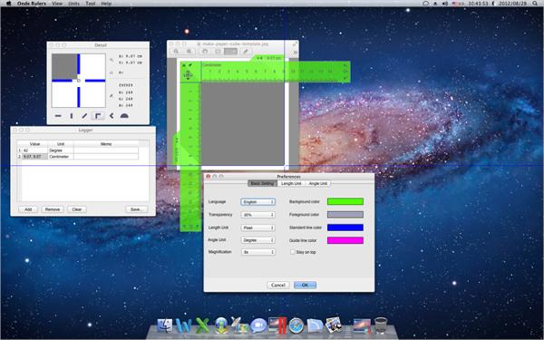 ondesoft screen rulers