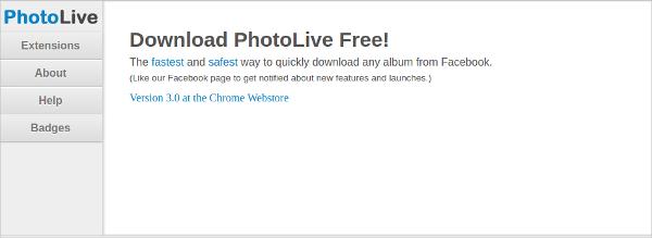 photolive free
