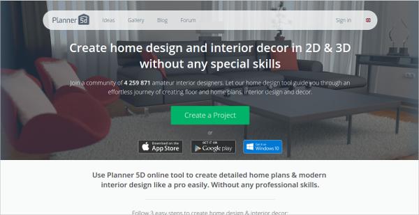 12 Best Interior Design Software Free Download For