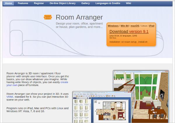 room anrranger