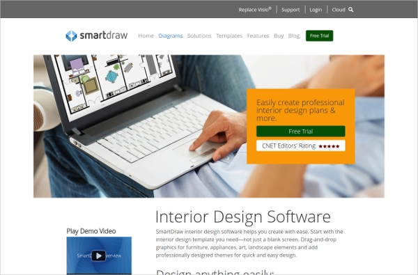12 best interior design software free download for - Interior design software mac ...