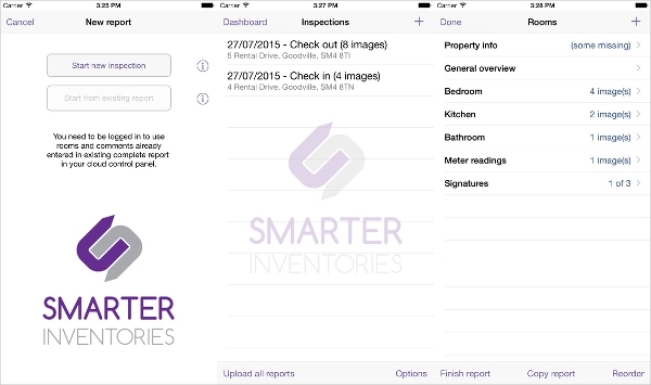smarter property inventories
