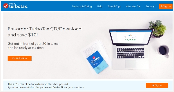 best tax return software