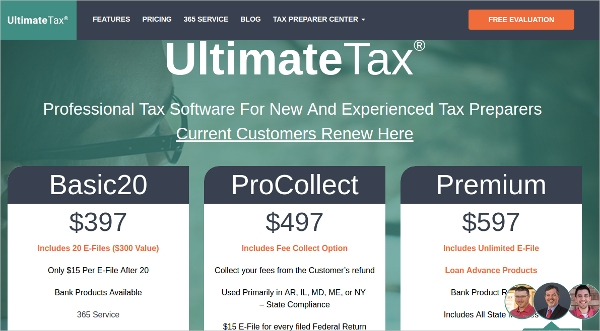 ultimate tax