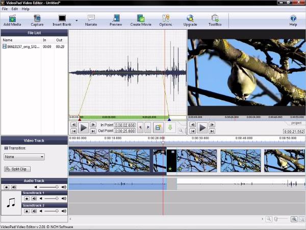 videopad video editor1
