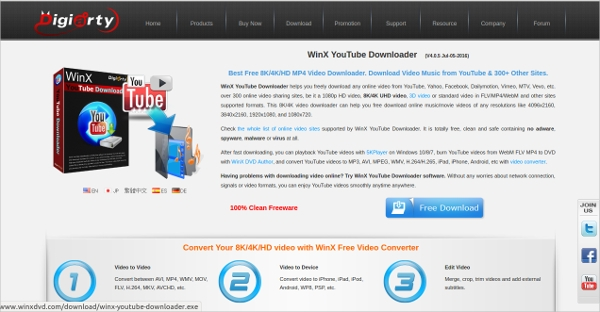 Best Facebook Video Downloader Windows