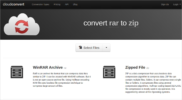 Image or zip to PDF converter