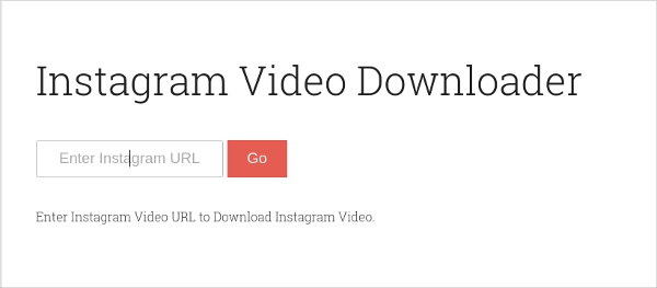 w3toys instagram video downloader