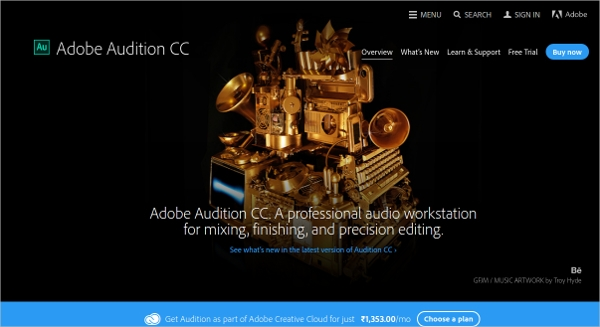 adobe audition cc4