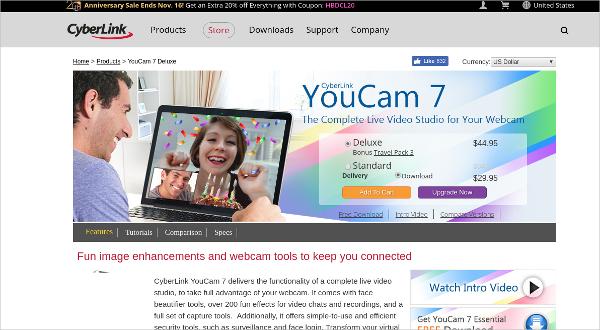 cyberlink youcam7