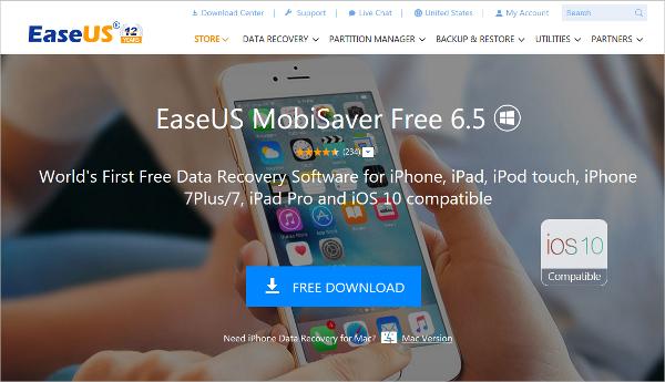 easeus mobisaver free 6