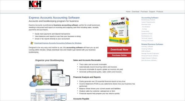 express accounts accounting software1