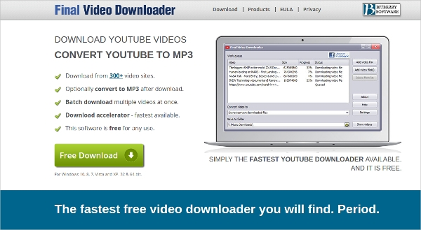 final video downloader