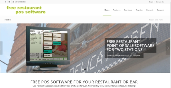 10+ Best Free POS Software Download for Windows, Mac, Android