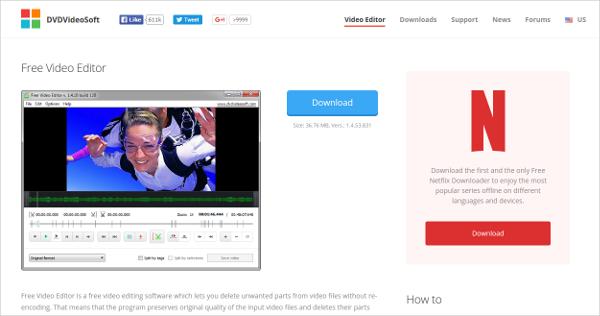 free video editor1