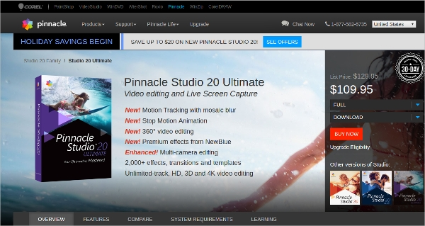 pinnacle studio templates free download - 20 best video editing software free download for windows