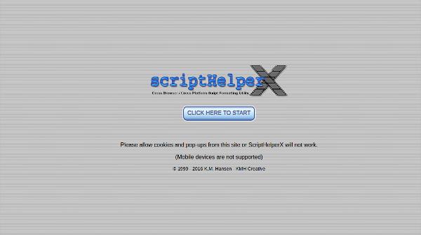 scripthelperx
