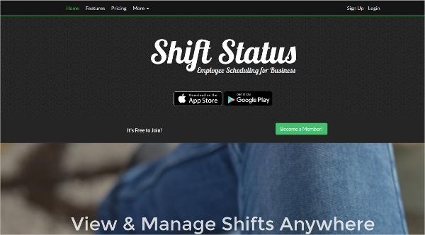 shiftstatus