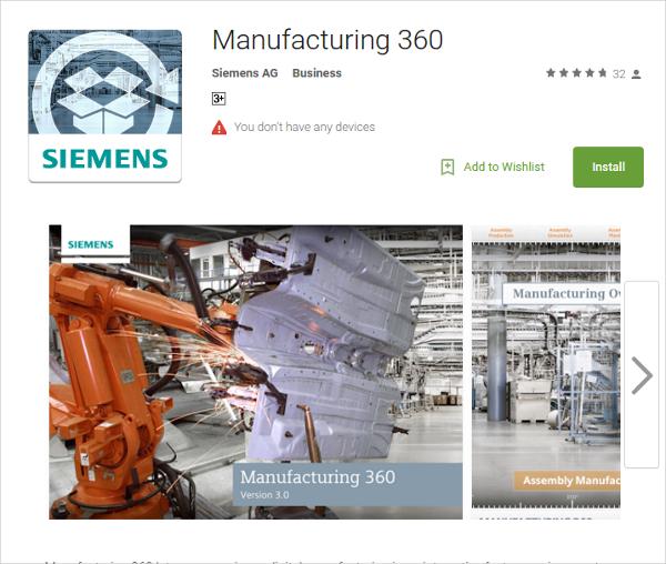 siemens manufacturing 360