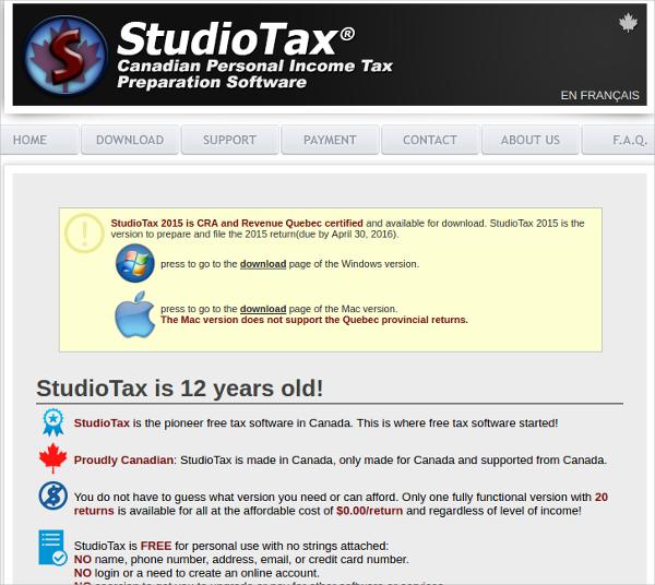 studiotax