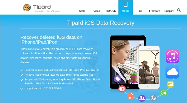 15  Best iPhone Recovery Software Free Download for Windows, Mac