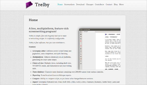 trebly