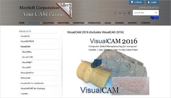 visualcad cam
