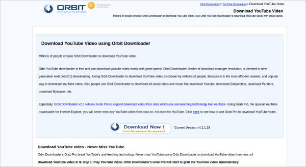 orbitdownloader