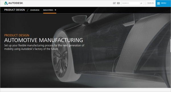 autodesk product design