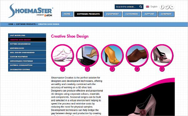 creative shoe design