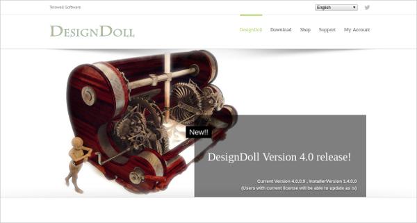 design doll