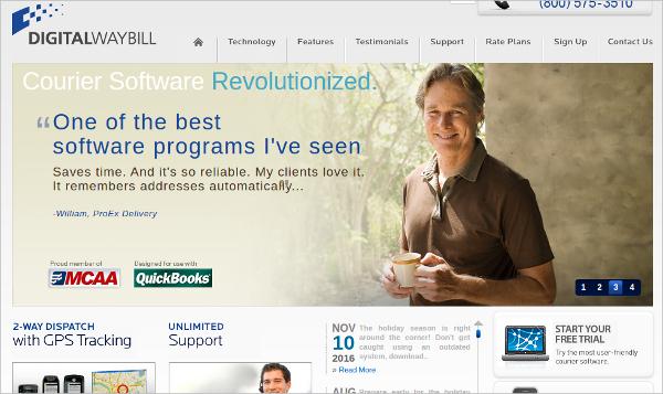 digital way bill