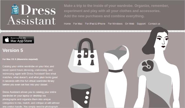 dress assistant