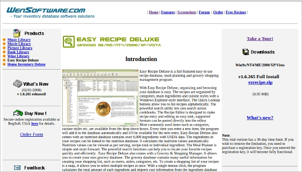easy recipe deluxe