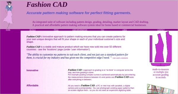 Fashion Cad – Articleblog info