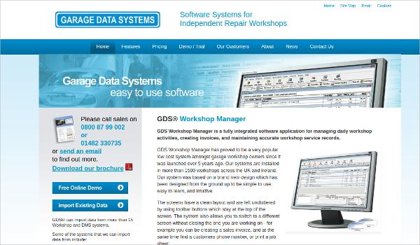 gds%c2%ae workshop manager