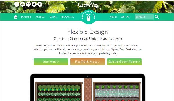 growveg flexible design