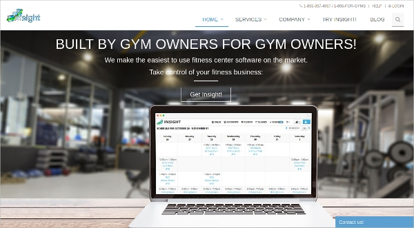gym insight
