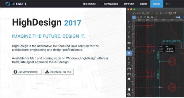ilexsoft highdesign 2017