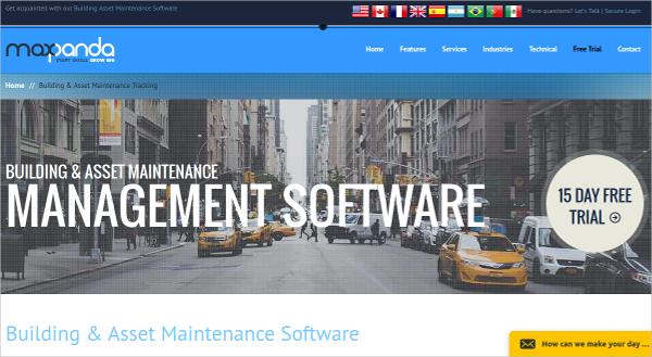 maxpanda building maintenance