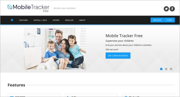 mobile tracker free