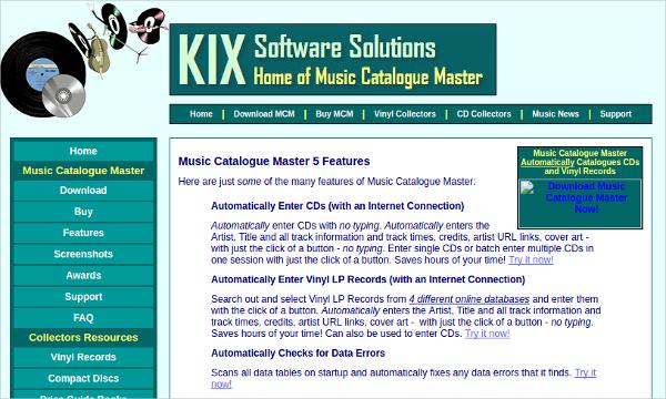 music catalogue master 5