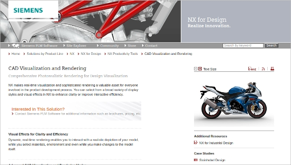 nx for design