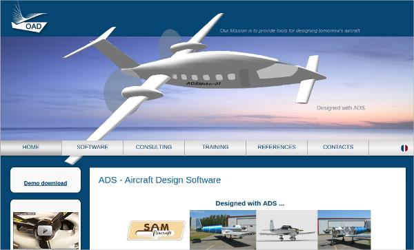 oad aircraft design software