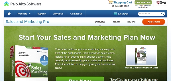 11+ Best Marketing Plan Software Free Download for Windows, Mac ...
