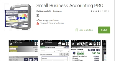 small business accounting pro