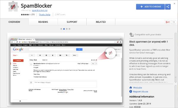 spamblocker