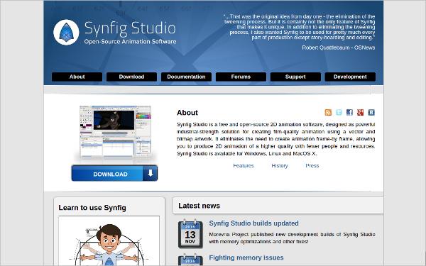 synfig studio1